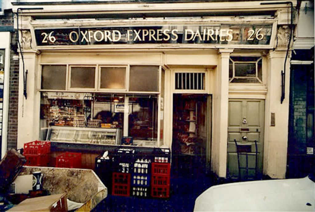 A Welsh dairy in Soho